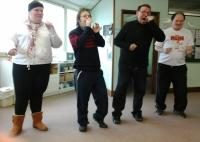 Improv in our Dover group