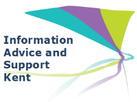 Information Advice and Support Kent logo