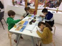 art-K children's class