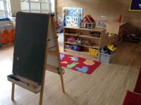 inside our playroom