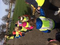 Outing to the park and visit to the duck pond