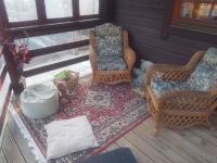 Veranda - Cosy Reading/Book Area