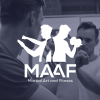 martial art and fitness logo