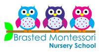 Brasted Nursery Logo