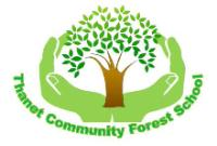 Thanet Community Forest School CIO logo