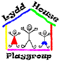 Lydd House Playgroup Logo