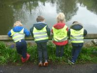 Exploring and caring for nature with preschool children.