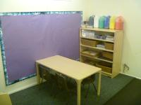 Literacy and Craft Area
