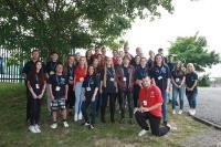Pegasus staff and volunteers