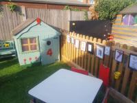 Side Garden - Playhouse