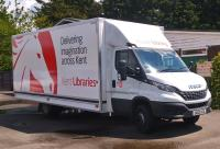 Kent mobile library