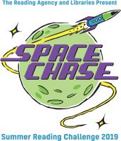 Space Chase logo
