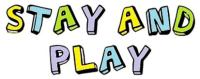 Stay and play logo