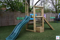 Tree House Climbing Frame