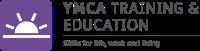 YMCA training and education logo