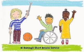 The Bi-Borough Short Breaks Service Logo