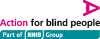 Action for Blind People logo