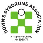 Down's Syndrome Association logo