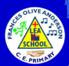 Frances Olive Anderson C Of E School Logo