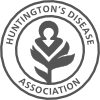 Huntingdon's Disease Association logo