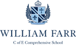 William Farr C of E Comprehensive School Logo