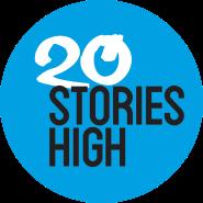 20 Stories High logo