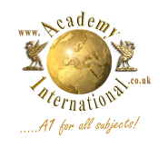 Academy International Logo