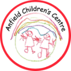 anfield childrens centre logo