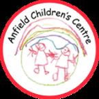 Anfield childrens centre logo
