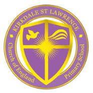 Kirkdale St Lawrence CE Primary School logo
