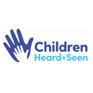 Children heard and seen logo