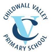Childwall Valley Primary School Logo