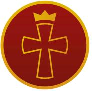 Christ The King school LOGO