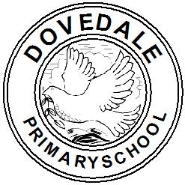 Dovedale Primary School logo