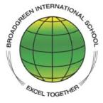 Broadgreen International School Logo