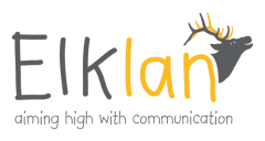 Elklan Communication Logo