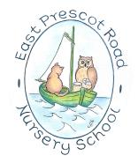 East Prescot Road Nursery School logo