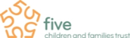 Five Children & Families Trust Logo