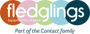 Fledglings Logo - Part of the Contact Family