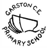 Garston Church of England Primary School logo