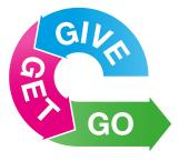 Give Get Go Logo
