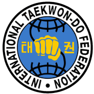 Logo of the Intenational Taekwon-do Federation