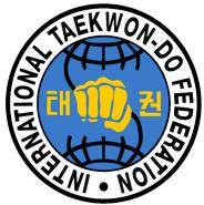 Logo of the Intenational Taekwon-do Federation
