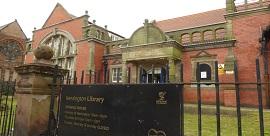 Image representing Kensington Library