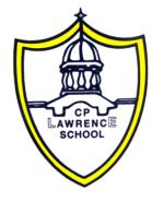 Lawrence Community Primary School badge