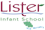 Lister Infant School logo