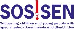 SOS SEN Logo