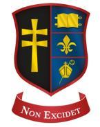 St Francis de Sales Catholic Junior School logo