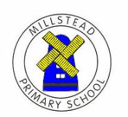 Millstead Special Needs Primary School logo