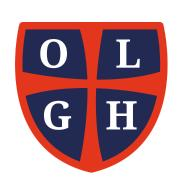 OLGH School Logo